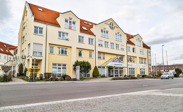 Anfahrt HNO in der Nähe - Praxis Dr martin hecht in Friedrichshafen